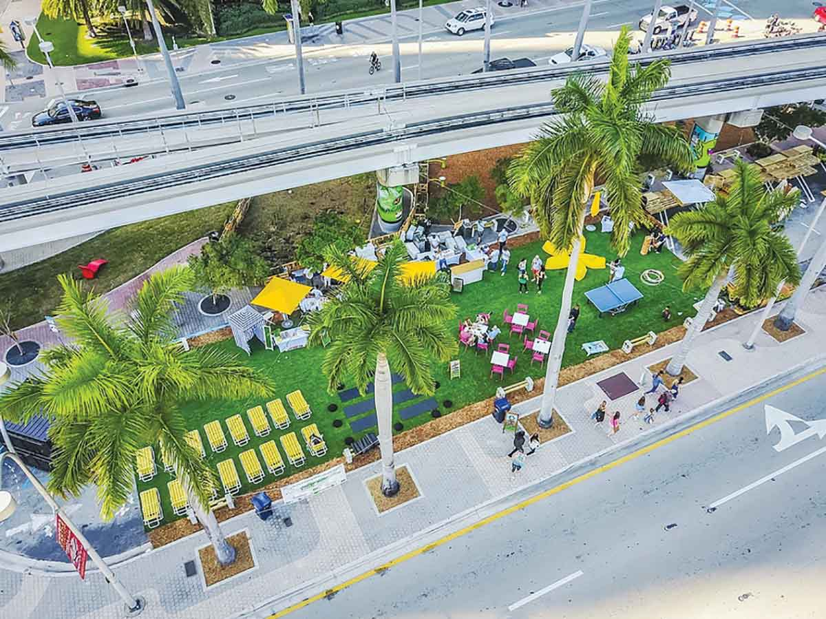 Plan to close Biscayne Boulevard lanes awaits state boost