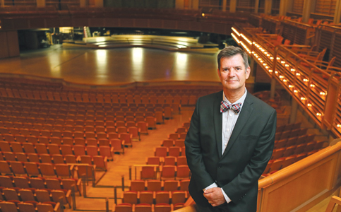 Johann Zietsman: Positioning Arsht Center to meet Miami-Dade's needs
