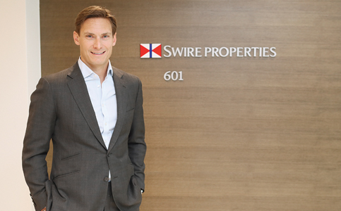 Kieran Bowers: Planning billions more Swire investments in Brickell