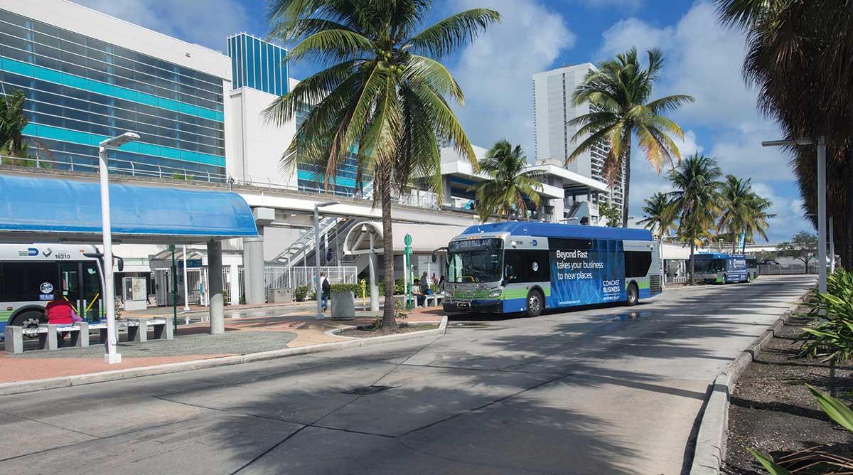 Bus terminal under casino giant's future hotel advances