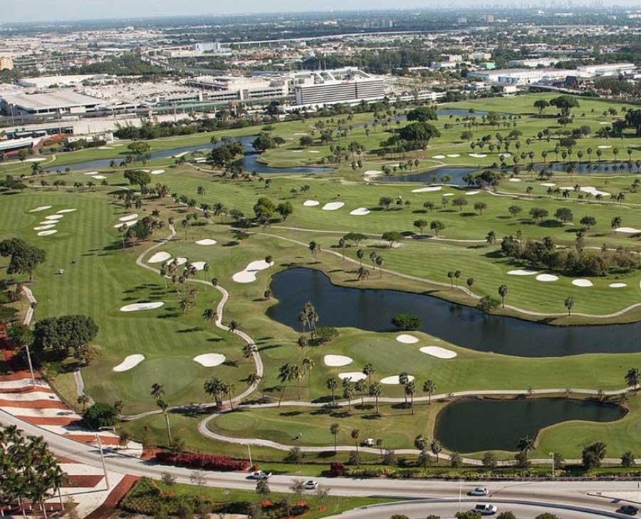 Cuba ties intercede in David Beckham's Golf Course deal