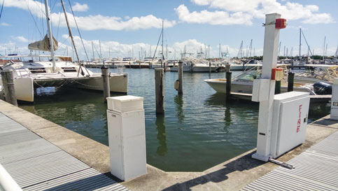 Dinner Key Marina to be returned to former glory