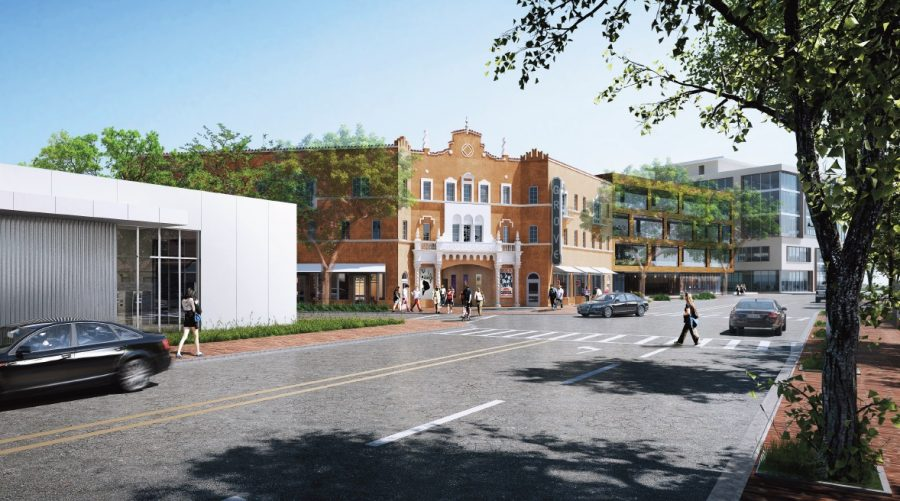City commission approves county's playhouse restoration plan