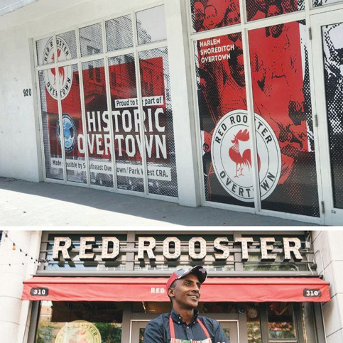 Celebrity chef Marcus Samuelsson brings Red Rooster here