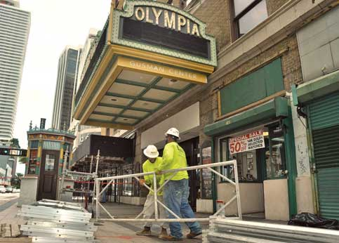 Developer proposes partnership on Miami's Olympia Theater
