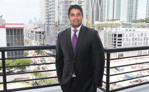 Nitin Motwani: 'Surprises' due at $1.2 billion Miami Worldcenter project