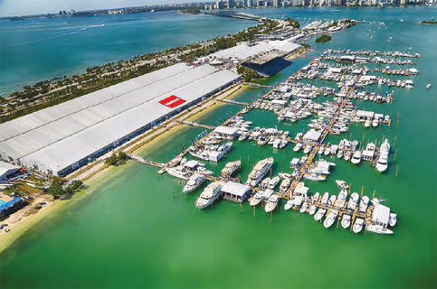 Train wreck' forecast on Miami International Boat Show needs