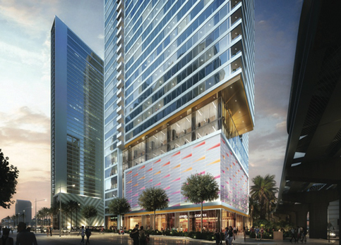 Miami Worldcenter residences plan more parking for bikes than cars