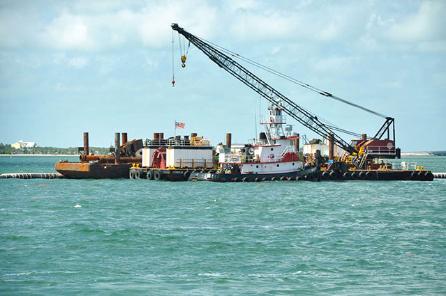 Army trims PortMiami dredging plans