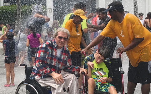 Shake-A-Leg for disabled seeks city-aided upgrade