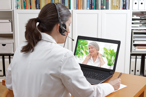 Billboards trumpeting arrival of telemedicine