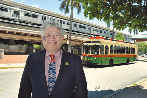 Coral Gables seeking weekend trolley service