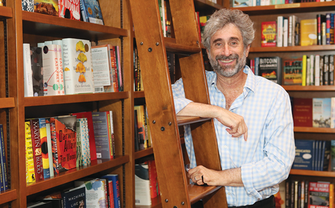 Mitchell Kaplan: Bookstore guru crosses media lines via films, podcasts