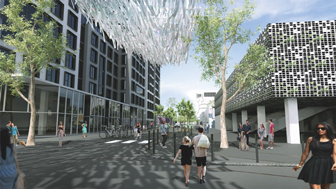 Climate cloud may hang over Wynwood