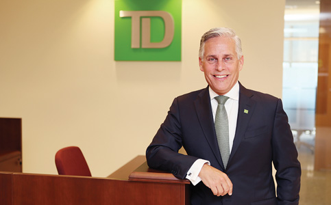 Felipe Basulto: TD bank executive chairing Greater Miami Chamber