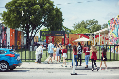 Balance delicate between new Wynwood residents and area
