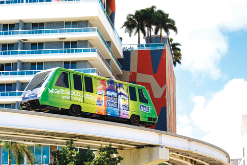 Metromover repairs of falling concrete may dip into transit tax