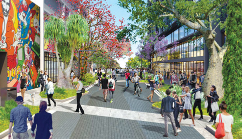 Wynwood streetscape plan nears finish line
