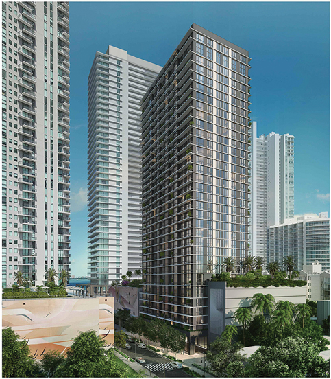 Edgewater Paraiso District 32-story tower advances