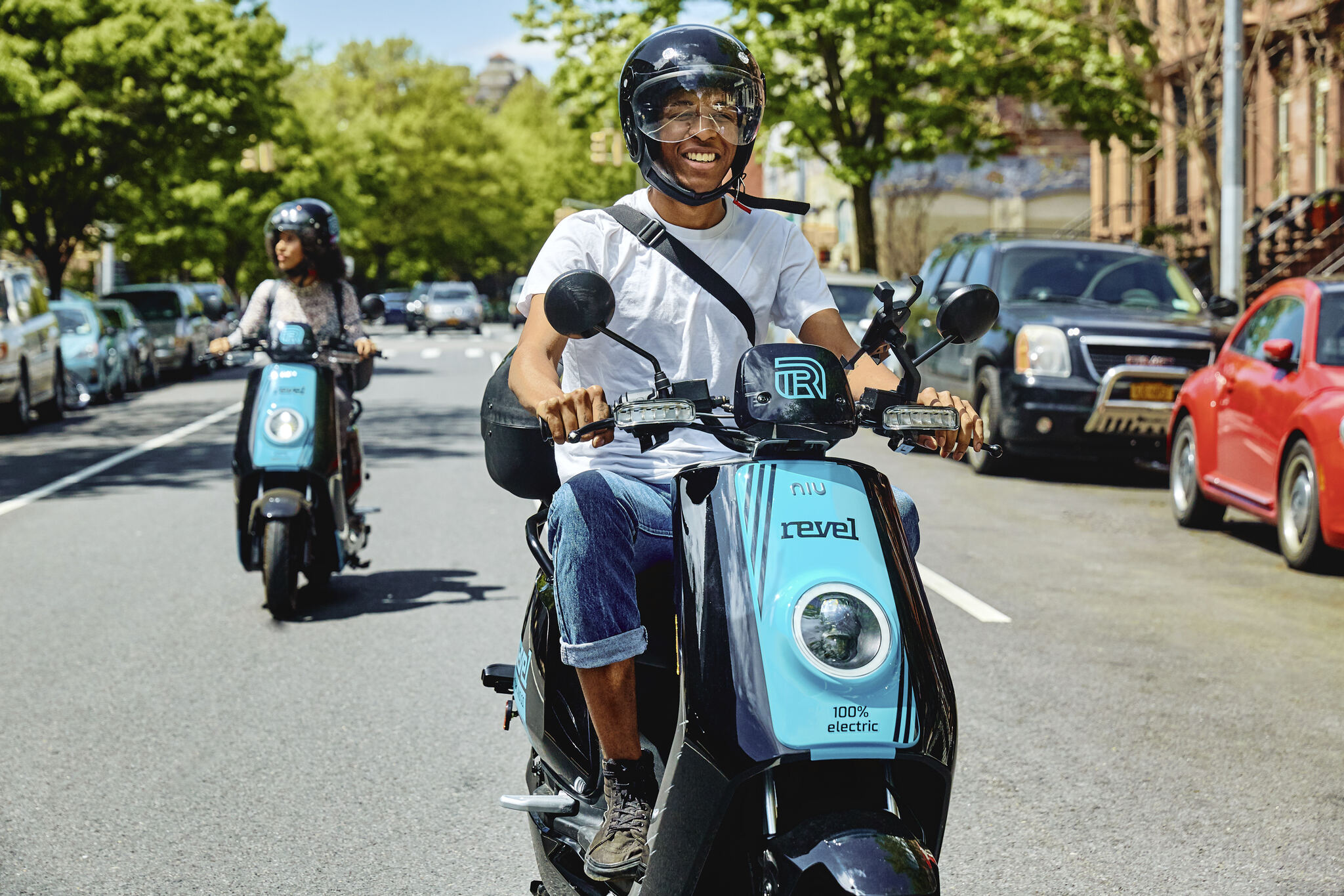 Deal would bring 750 shared electric mopeds to Miami