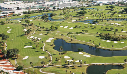 Miami looks at what land can replace its Melreese golf course