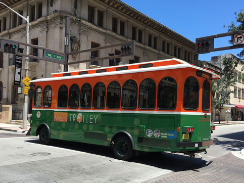New trolley link for Florida International University