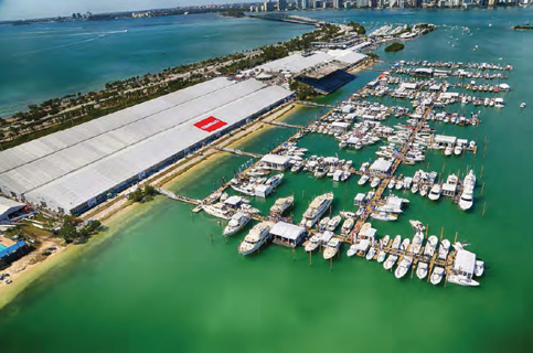 Miami International Boat Show, Marine Stadium on collision course?