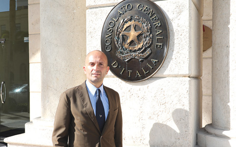 Cristiano Musillo: Leading Italy's efforts in Florida, Southeast, Caribbean