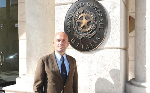 Cristiano Musillo: Leading Italy's efforts in Florida, Southeast, Caribbean