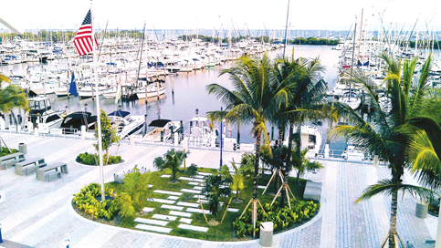 Dinner Key Marina hurricane damage repairs linger