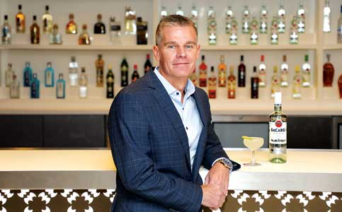 Pete Carr: Building growth as president of Bacardi North America