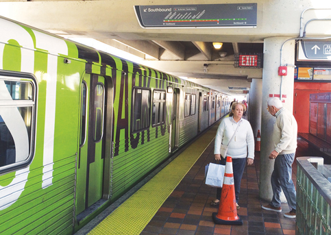 Plans for Metrorail line headed north may be going south