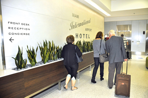 Wreckage of Airport City may yield Miami International Airport hotel