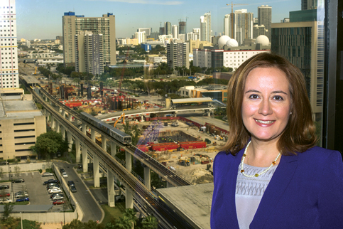 Downtown-Florida International University transit pick due