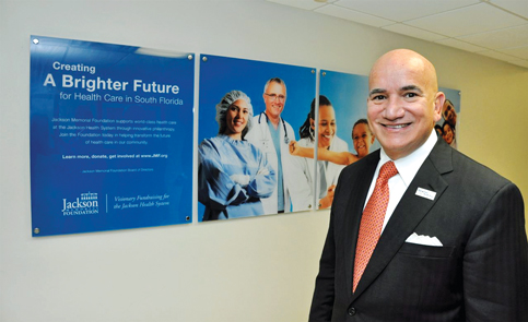 Jackson Health System heads to $25 million April loss