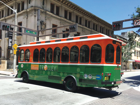 Miami looks at trolley reorganization after coronavirus siege lifts