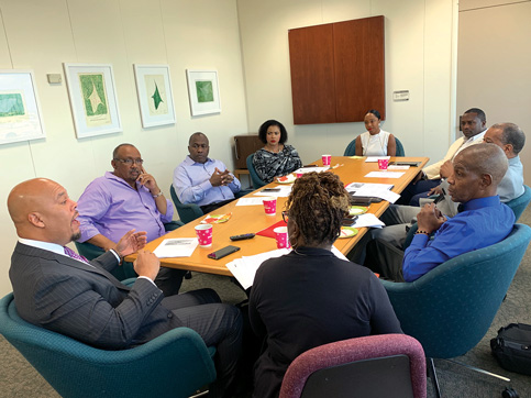 Black Affairs Advisory Board battles shutdown impact