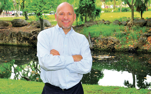 Michael Alessandri: Leads UM's multi-county, one-stop-shop to aid with autism