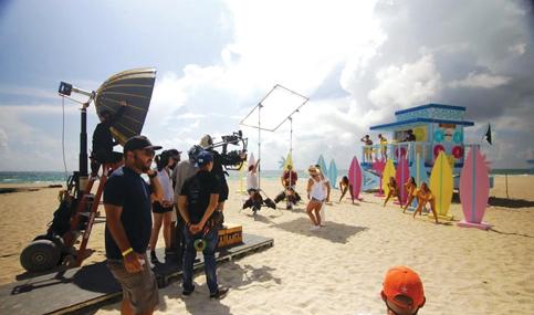 Miami-Dade resumes film permits with heavy demand