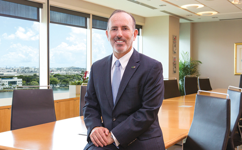 Cali Garcia-Velez: Guides FirstBank Florida to handle large loans with agility