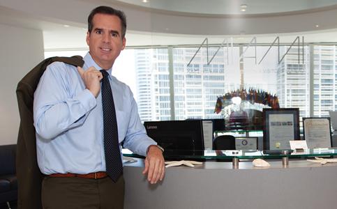 Rolando Aedo: Preparing new Miami Shines campaign to rebuild tourism