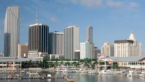 Downtown Miami filled with cautious optimism as recovery begins