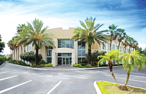 Florida Grand Opera shares home with aviation company