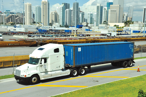 As freight demand grows, truck parking shortage serious