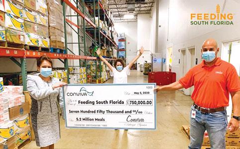 Paco Vélez: Leads Feeding South Florida food bank in economic crisis