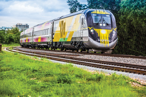 Brightline might bypass five new rail platforms
