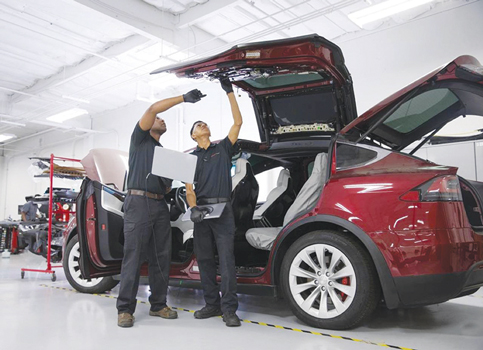 Educators partner to train in-demand auto workers