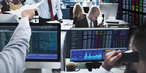 Despite pandemic, financial jobs rock solid