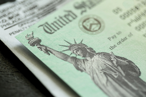 US reimbursement check awaited emergency Covid-19 spending
