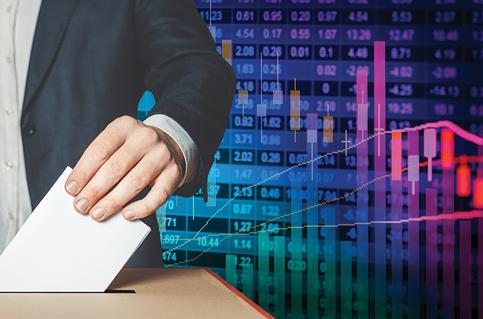 Whether Trump or Biden wins, so do stocks